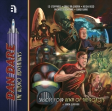 Dan Dare : Reign of the Robots, eAudiobook MP3 eaudioBook