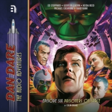 Dan Dare : Prisoners of Space, eAudiobook MP3 eaudioBook