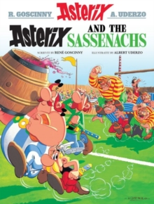 Asterix and the Sassenachs (Scots), Paperback Book