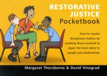 Restorative Justice Pocketbook : Restorative Justice Pocketbook, Paperback / softback Book