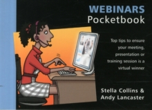 Webinars Pocketbook, Paperback Book