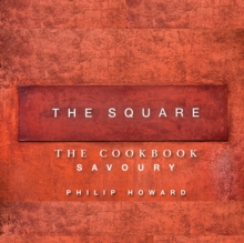 The Square: Savoury, Hardback Book