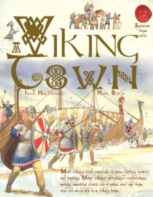 Viking Town, Paperback / softback Book