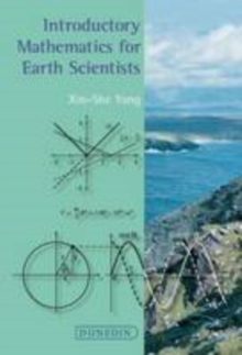 Introductory Mathematics for Earth Scientists, Paperback / softback Book