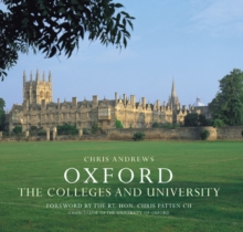 Oxford the Colleges & University, Hardback Book