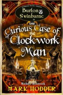 The Curious Case of the Clockwork Man, Paperback Book