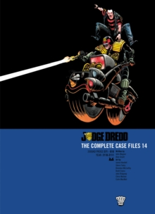 Judge Dredd : The Complete Case Files v. 14, Paperback / softback Book