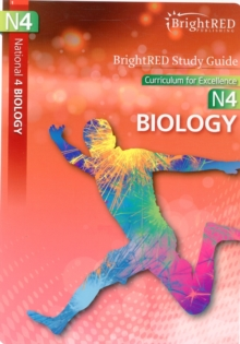 National 4 Biology Study Guide : N4, Paperback Book
