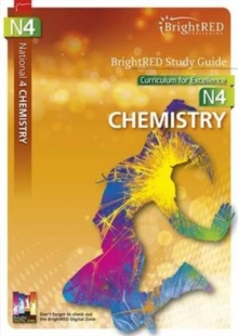 National 4 Chemistry Study Guide, Paperback Book