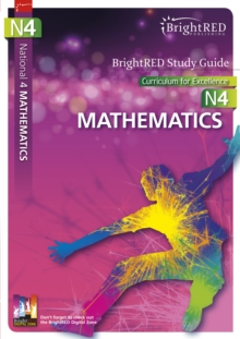 National 4 Mathematics Study Guide, Paperback / softback Book