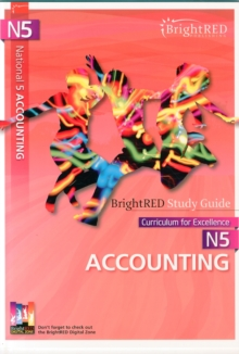 National 5 Accounting Study Guide, Paperback / softback Book