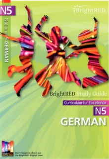 National 5 German Study Guide, Paperback / softback Book