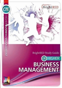 CfE Higher Business Management Study Guide, Paperback Book
