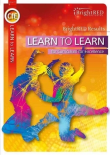 Learn to Learn for CFE, Paperback Book