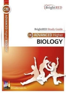 CFE Advanced Higher Biology Study Guide, Paperback Book