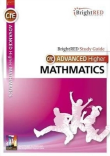 CFE Advanced Higher Mathematics Study Mathematics, Paperback Book