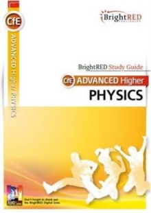 CFE Advanced Higher Physics Study Guide, Paperback Book
