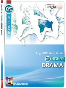 CfE Higher Drama Study Guide, Paperback Book