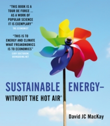 Sustainable Energy Without The Hot Air David Mackay