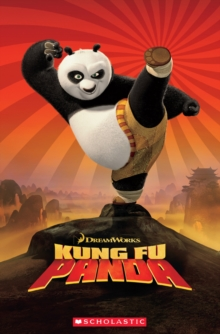Kung Fu Panda + Audio CD, Paperback / softback Book