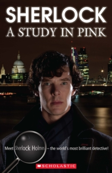 Sherlock: A Study in Pink, Mixed media product Book
