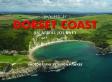 Sky High Dorset Coast, Hardback Book