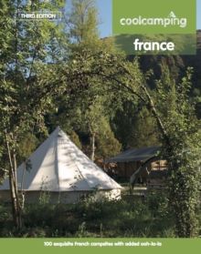 Cool Camping France, Paperback / softback Book