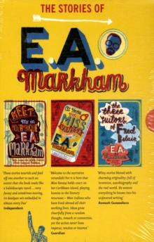 The Stories of E.A. Markham, Paperback Book