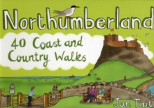 Northumberland : 40 Coast and Country Walks, Paperback / softback Book