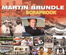 Martin Brundle Scrapbook, Hardback Book