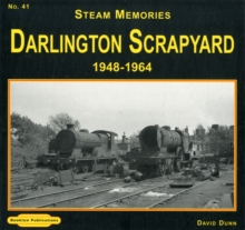 Darlington Scrapyard 1948-1964 : 41, Paperback / softback Book