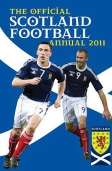 Official Scotland Football Association Annual, Hardback Book