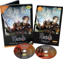 Macbeth Graphic Novel Audio Collection, Mixed media product Book