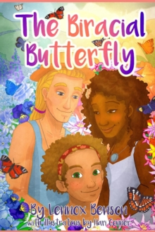 The Biracial Butterfly, Paperback Book