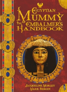 The Egyptian Mummy Embalmer's Handbook, Paperback Book
