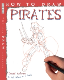 How to Draw Pirates, Paperback Book