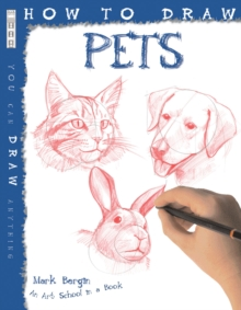 How to Draw Pets, Paperback Book