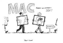 Mac Seen and Unseen 2017 : Cartoons from the Daily Mail, Paperback Book