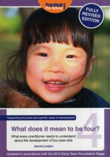 What Does It Mean To Be Four?, Paperback / softback Book