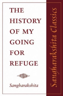 The History of My Going for Refuge, Paperback / softback Book