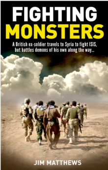 FIGHTING MONSTERS, Hardback Book