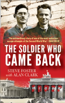 The Soldier Who Came Back, Hardback Book