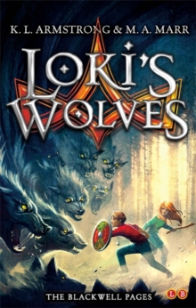 Blackwell Pages: Loki's Wolves : Book 1, Paperback Book