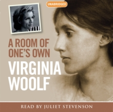 A Room of One's Own, eAudiobook MP3 eaudioBook