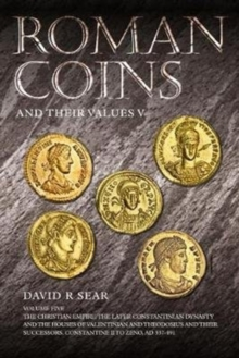 Roman Coins and Their Values Volume 5, Hardback Book