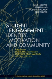 Student Engagement - Identity, Motivation and Community, Hardback Book