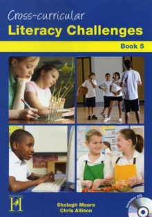 Cross - Curricular Literacy Challenges : Bk. 5, Mixed media product Book