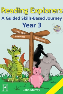 Reading Explorers Year 3 : A Guided Skills-Based Journey, PDF eBook