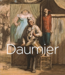 Daumier : Visions of Paris, Hardback Book