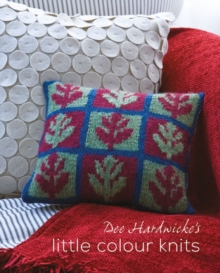 Dee Hardwicke's Little Colour Knits, Paperback Book
